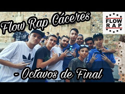 Flow Rap Cáceres - Octavos de Final 2017