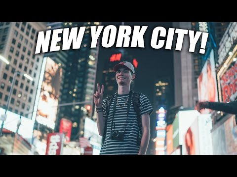 Thrift God takes on New York City!... and Discovers Russian Model Wife