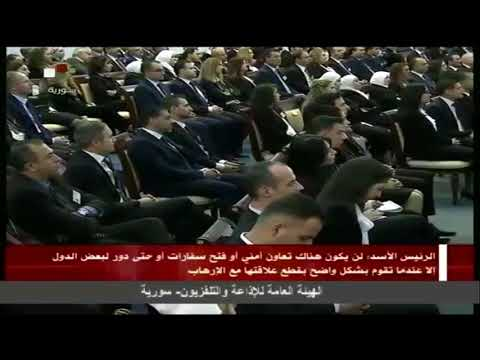 Bashar Al-Asad about Arabism and the Syrian unity. [ENGLISH SUB]