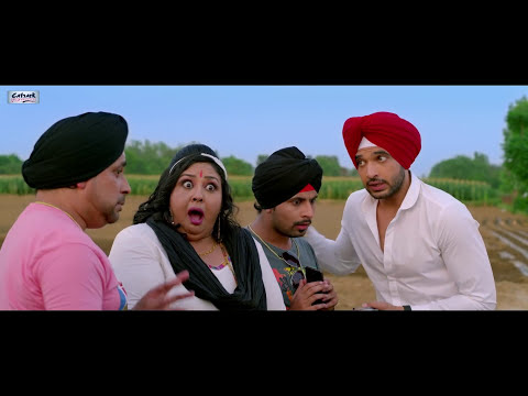 Punjabi Comedy Scenes - Part 1 | Karan Kundra | Control Bhaji Control - Punjabi Movie | Funny Clips