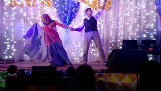 Jodi Shotti Jante Chao-couple dance-DJMC 24th Batch-Nahid Rubaiat