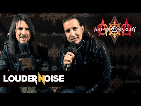 Art of Anarchy Talk Developing the Band's Sound & New Album