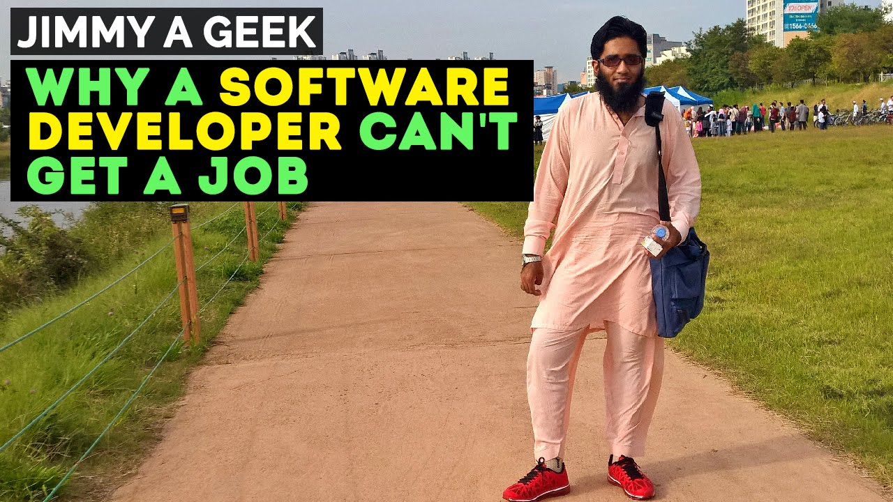 why a software developer can t get a job why a software developer can t get a job