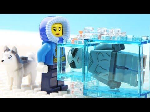 Lego Alien  Attack