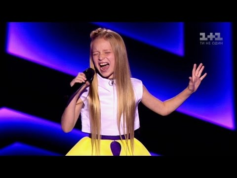 Tali Kyper History repeating - Blind Audition – Voice.Kids – season 3