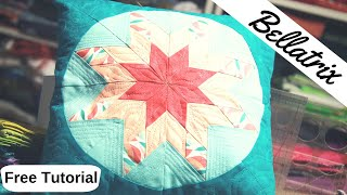 Bellatrix Patchwork Tutorial _ Csoki-Folt Patchwork Template