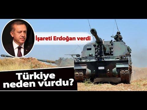 Türkiye Neden Suriye'ye Girdi