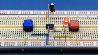 CI 555 - Configuração Monoestável