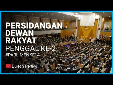 LANGSUNG : Persidangan Dewan Rakyat 23 Oktober 2019 | Sesi Petang