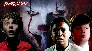 IT (2017) Movie Scares Explained: Mike, Stan, and Ben | Darkology #25