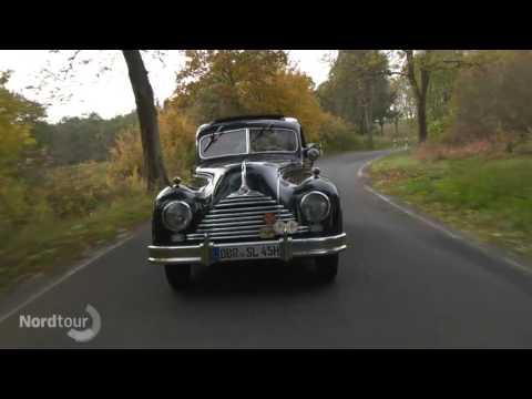 BMW R 11,  Horch 830 und EMW 340