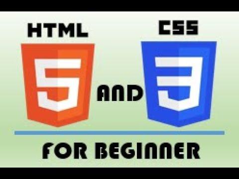 HTML5 Tutorial Applying CSS3 for Beginner-part2 thumbnail