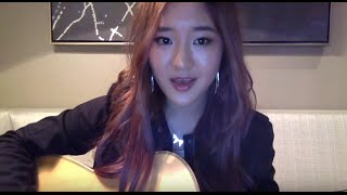 NO Meghan Trainor - Acoustic LIVE Cover by Megan Lee