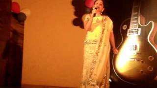 Hindi Song Tinka Tinka Sung In New Talent Song Contest By Talented Navneet