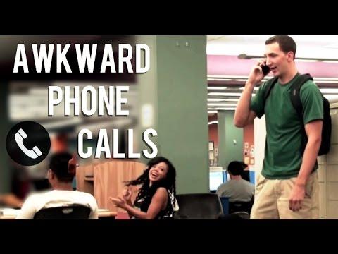 AWKWARD PHONE CALLS PRANK!!