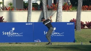 Troy Merritt gets robbed of an ace at Sony Open