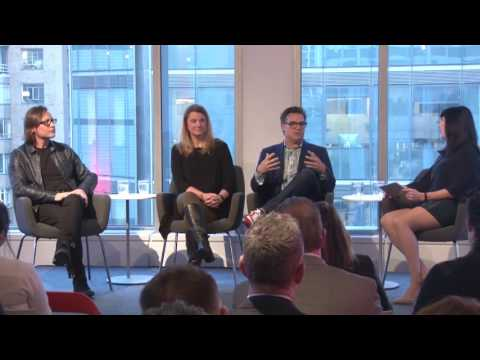 The Future of Work is Creative Panel Discussion - March 27, 2017