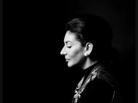Maria Callas. Tacea la notte placida. Di tale amor. Il Trovatore. G. Verdi. (Studio)