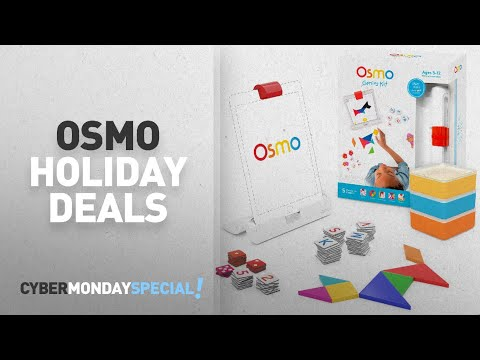Cyber Monday Week | Osmo Holiday Deals: Osmo Genius Kit
