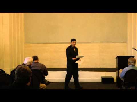 Stephen Phillips, MWA talk part2