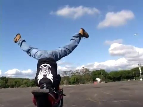 Get On Up 4 - Moto freestyle