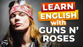 Learn English with Songs   Guns N' Roses - Sweet Child O' Mine