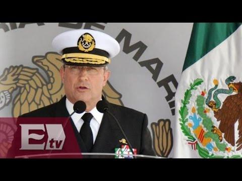 Secretario de Marina llama a erradicar corrupción / Mariana H
