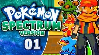 Download lagu Pokemon Spectrum Part 1 GORGEOUS FAKEMON Gameplay Walkthrough MP3