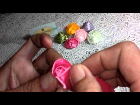 Tutorial rosebud satin. By c-tra
