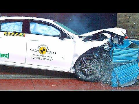 download MERCEDES A-CLASS (2018) Really Safe??? 😱[Crash Test]