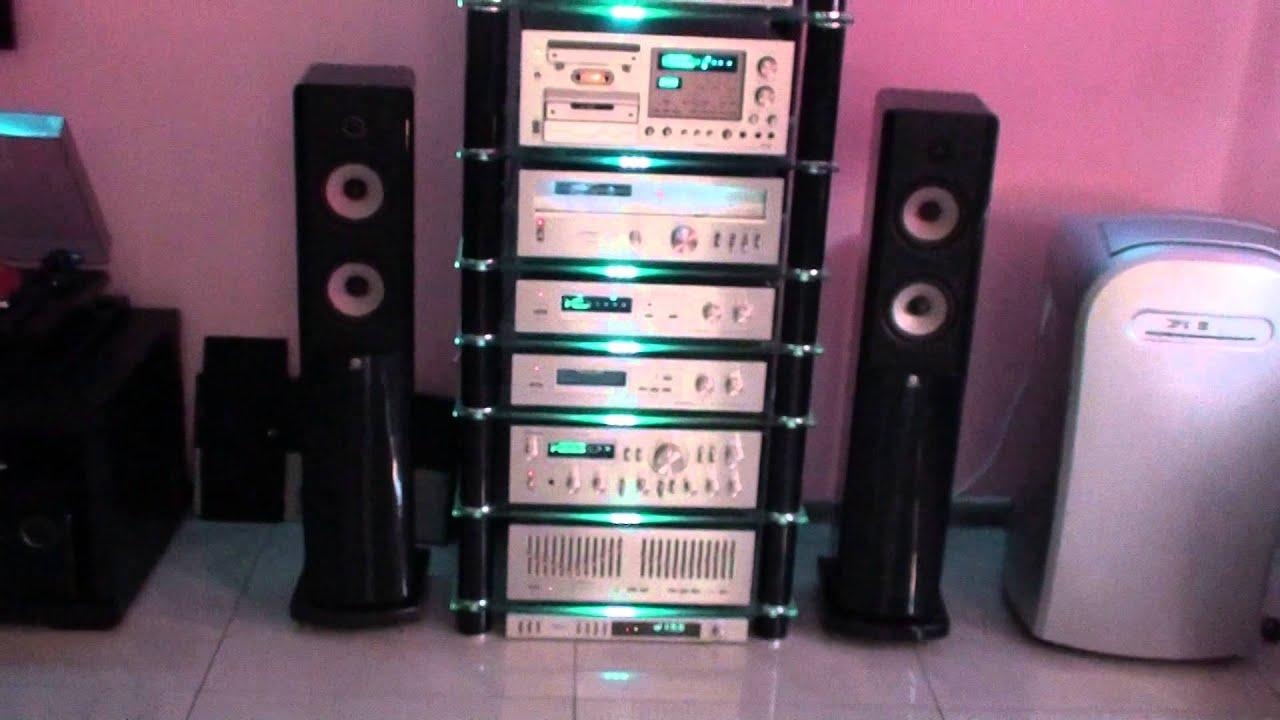 Kenwood Stereo Rack System Kenwood Free Engine Image For