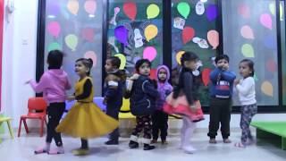 Upar Chanda Gol Gol - Action Rhymes for Kids - YouTube Kids Wish Cartoons