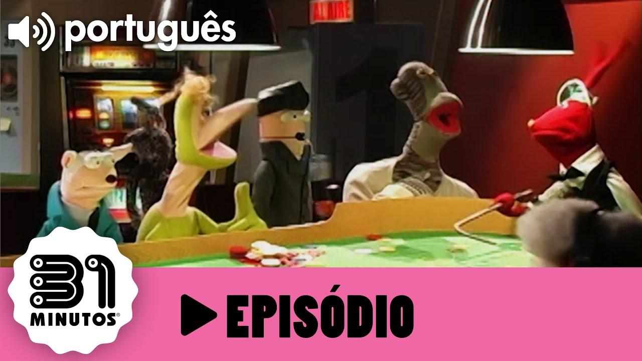 31 minutos - Episódio 3*11 - Bodoque apostador (em Português)