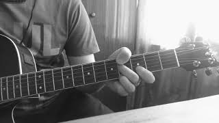 аккорды open g черный ворон
