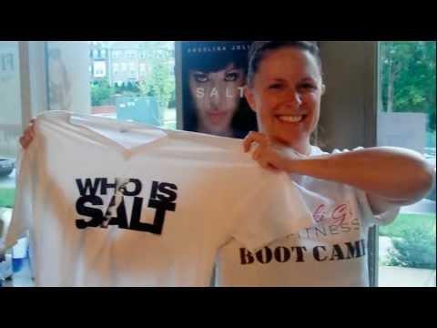 Niki G Fitness SALT Bootcamp