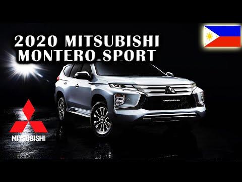 2020 Mitsubishi Montero Sport Interior And Exterior FHD