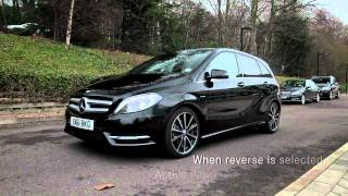 Mercedes-Benz B-Class - Active Park Assist(The new B-Class is available with Active Park Assist with Parktronic ultrasound sensors. At speeds below 20mph this is able to assess parking spaces to see if ..., 2012-03-21T11:01:08.000Z)