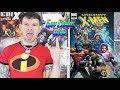 Uncanny X-Men #1 - Disassembled Part 1 - Comic Load 11/14/2018
