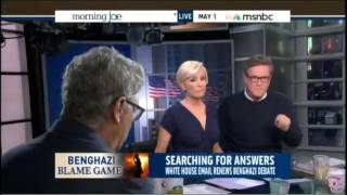 Scarborough Takes Deutsch to Woodshed Over Benghazi Email