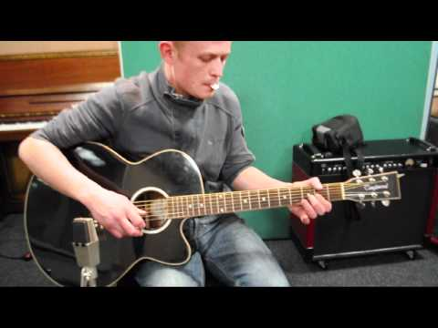 Dave MacKinnon - Various acoustic styles