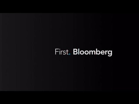Bloomberg Television. First.