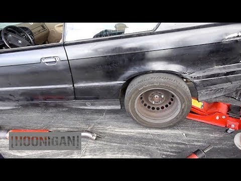 [HOONIGAN] DT 046: Wrenching on BMWs...Fender Roll and Bad Exhaust
