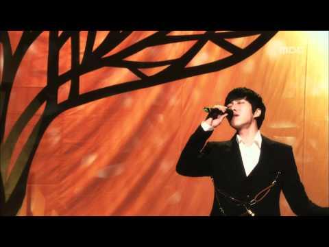 Lee Seung Gi - Let's Break Up, 이승기 - 우리 헤어지자, Music Core 20090919