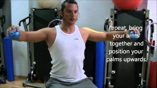 Physiotherapy | How to increase strenght and mobility in your shoulder joint | topkineto