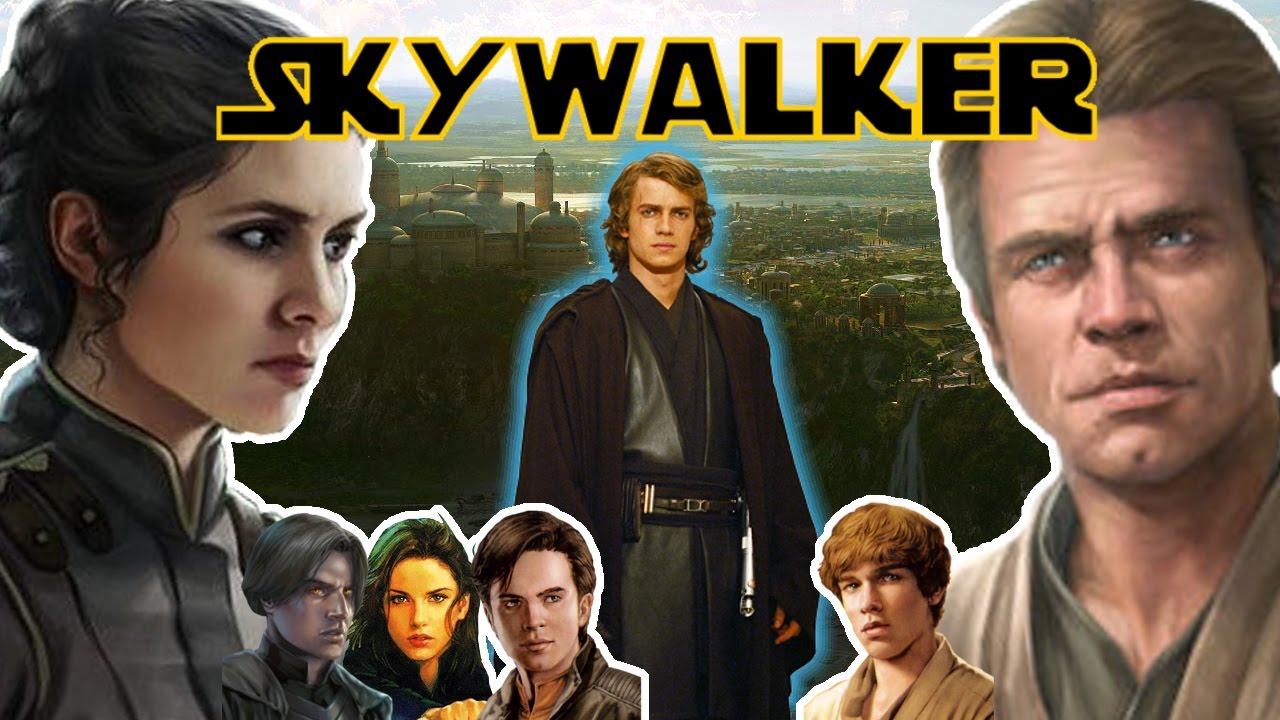 Star Wars Stammbaum