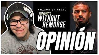 Sin Remordimientos Crítica | Michael B. Jordan - Tom Clancy's Without Remorse