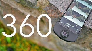 ION 360 U Camera Review – A 360 Camera That Works Seamlessly!