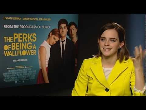 Emma Watson Teaches Empire How To Dance For The Perks Of Being A Wallflower | Empire Magazine