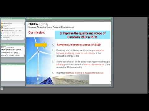Challenges and opportunities for Europe's scientific research in renewable energy