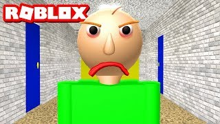 ROBLOX FOR THE FIRST TIME GRANNY AND BALDI